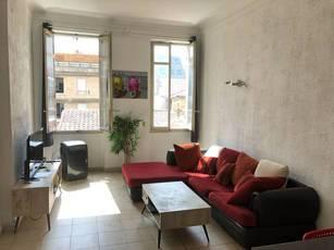 Location meublée appartement 3pièces 58m² Marseille 6E - 1.000€