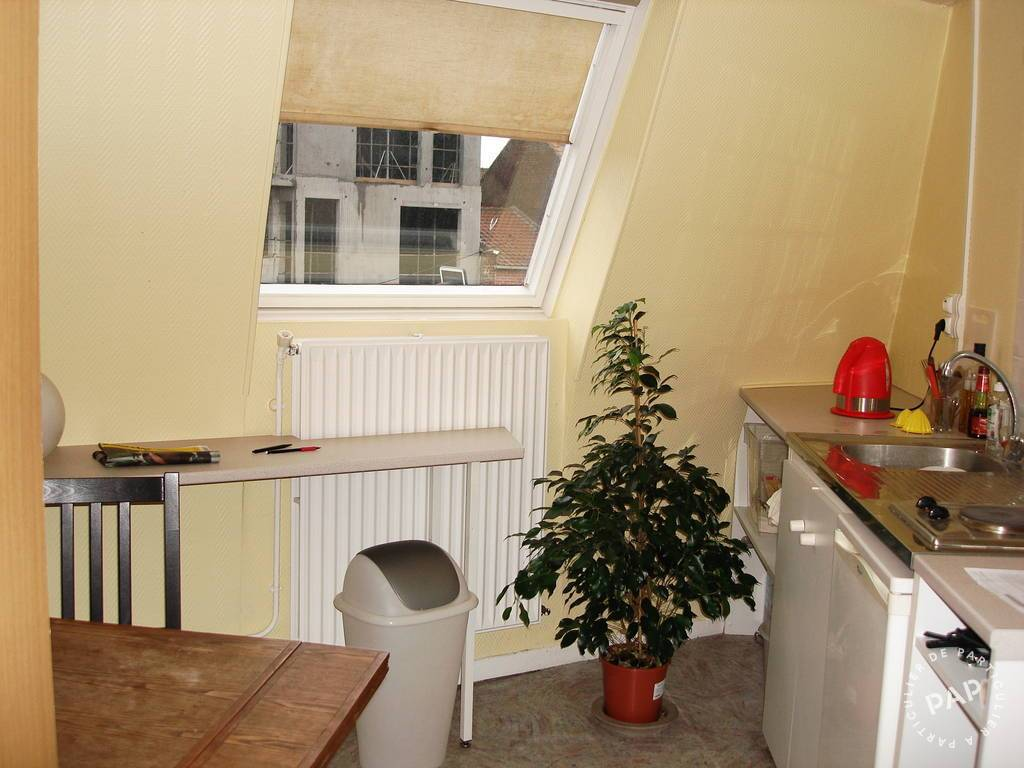 Location meubl e studio 18 m lille 59 18 m 420 - Appartement meuble a louer lille particulier ...