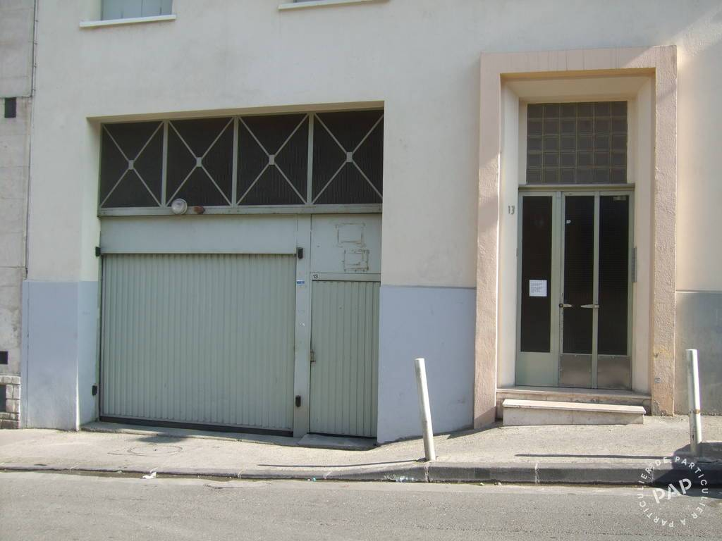 Location garage parking marseille 3e 70 de for Garage gilly marseille