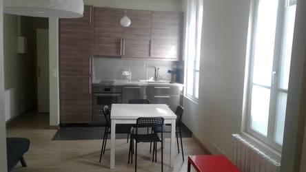 Location meubl�e appartement 2pi�ces 35m� Paris 13E - 1.280€