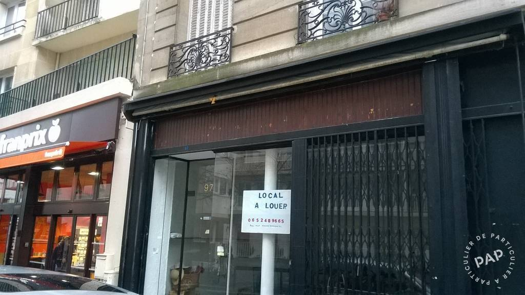 Location Local commercial Paris 13E 40 m² 2.150 €