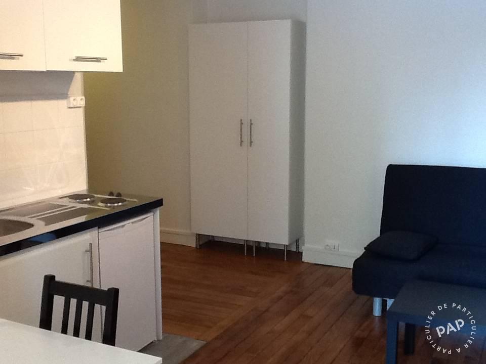 Location Appartement Paris 13E 26m² 950€