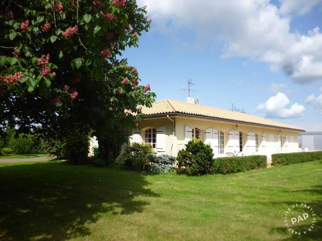 Vente Maison Lucon (85400) 172m² 319.000€