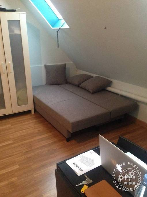 Location studio 16 m paris 17e 16 m 500 de for Location meuble paris 16