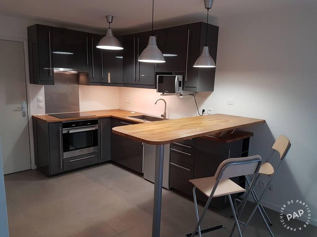 Location Appartement Saint-Ouen (93400) 32m² 1.250€