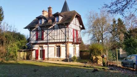 Location appartement 6pièces 130m² Bois-Le-Roi (77590) - 1.450€