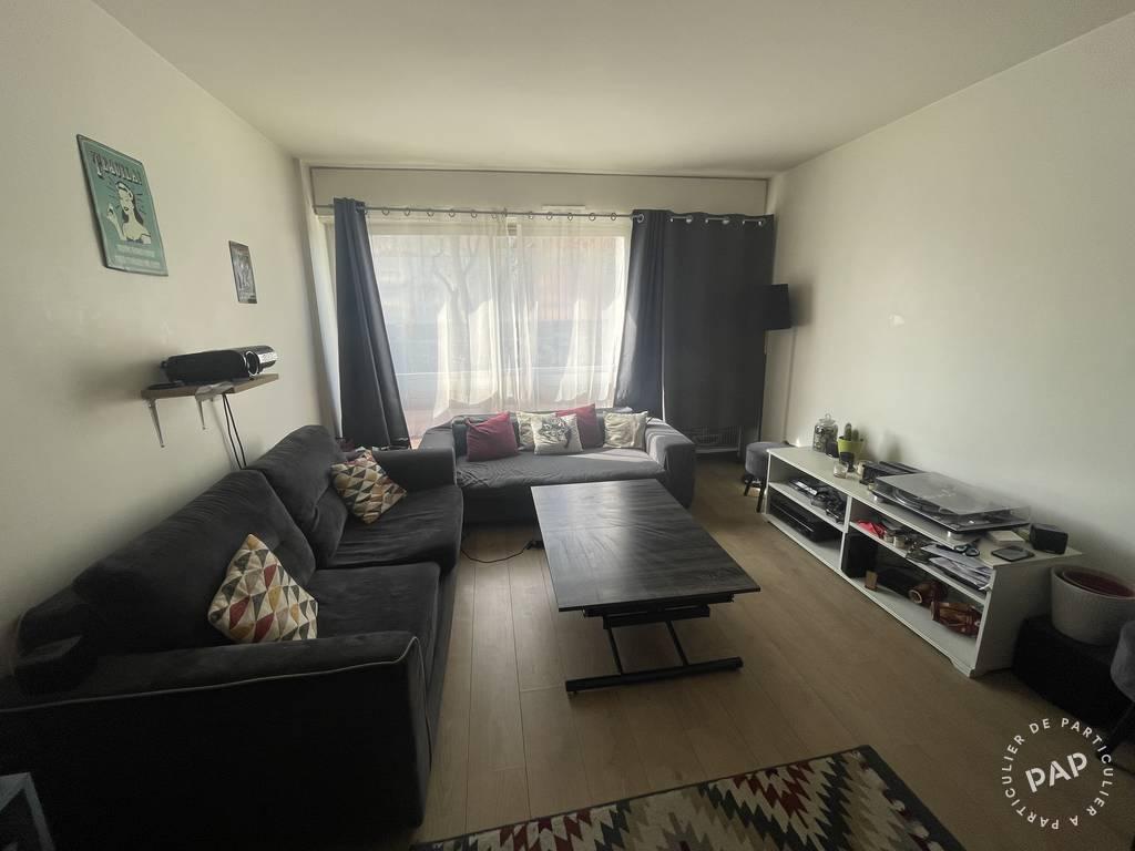 Location Appartement Paris 19E 44m² 1.150€