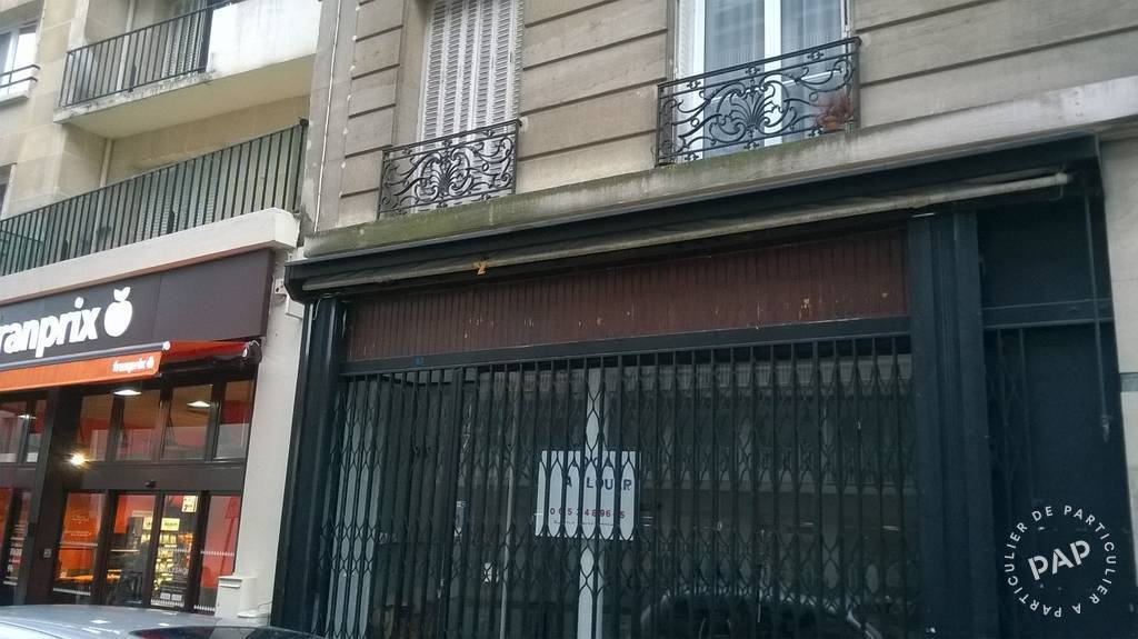 Location Local commercial Paris 13E