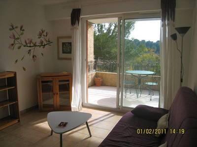 Location meubl�e appartement 2pi�ces 39m� Mougins (06250) - 865€