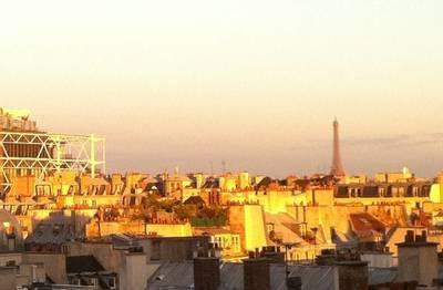 Location meubl�e appartement 3pi�ces 80m� Paris 3E - 3.420€