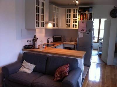 Location meubl�e appartement 3pi�ces 50m� Enghien-Les-Bains (95880) - 990€