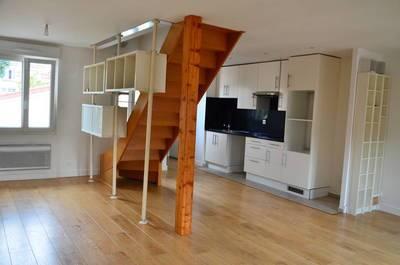 Location appartement 3pi�ces 85m� Clamart (92140) - 1.250€