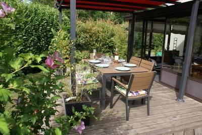 Location meubl�e maison 120m� Etrembieres (74100) - 2.700€