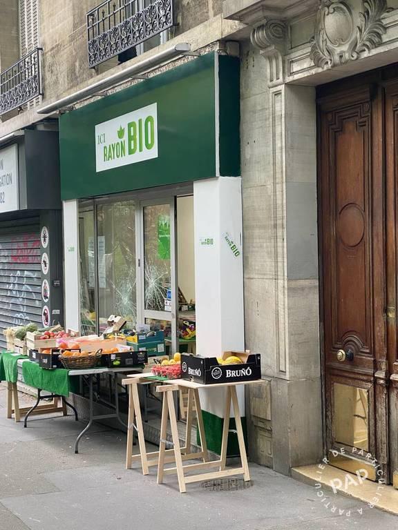 Vente et location Local commercial Paris 20E 26m² 1.750€