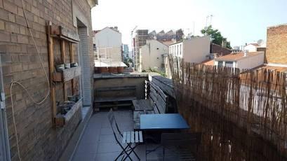 Location appartement 3pièces 48m² Saint-Ouen (93400) - 1.100€