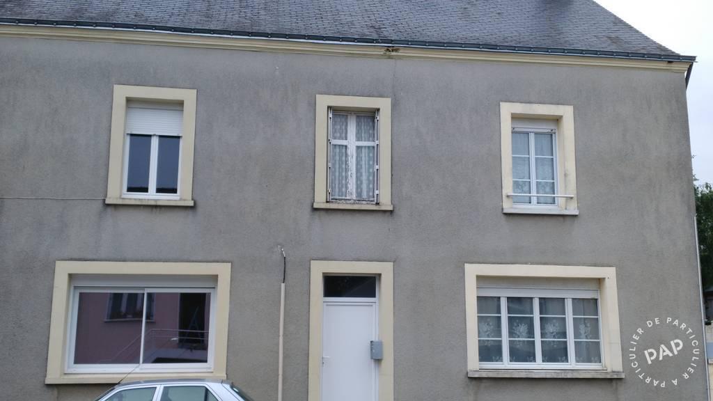 Vente Maison 5 pièces Saint-Aignan-sur-Roë (53390)