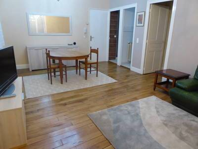 Location meublée appartement 2pièces 48m² Troyes (10000) Rilly-Sainte-Syre