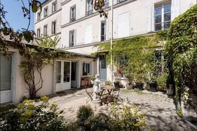 Location meubl�e studio 30m� Paris 20E - 1.150€