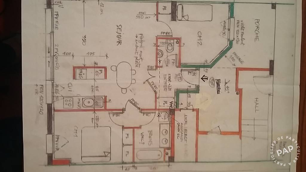 location appartement 3 pi ces 66 m nanterre 92000 66. Black Bedroom Furniture Sets. Home Design Ideas