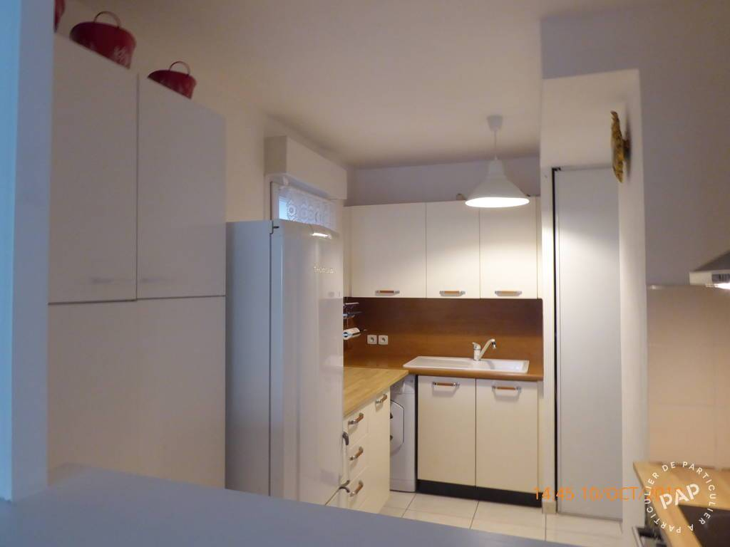 Location Cannes (06) 65m²