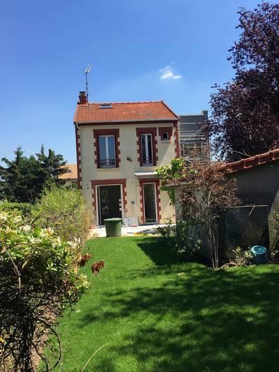 Location maison 150m� Nanterre (92000) - 3.200€