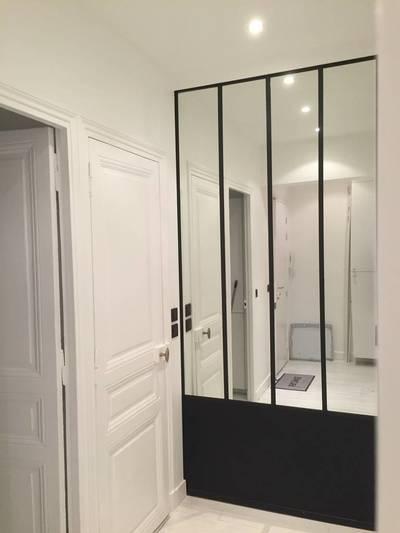 Location appartement 2pièces 57m² Paris 17E - 1.850€