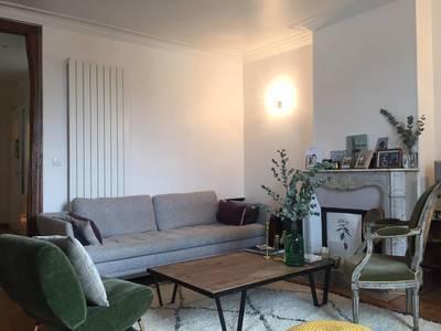 Location appartement 3pièces 63m² Paris 17E - 2.100€