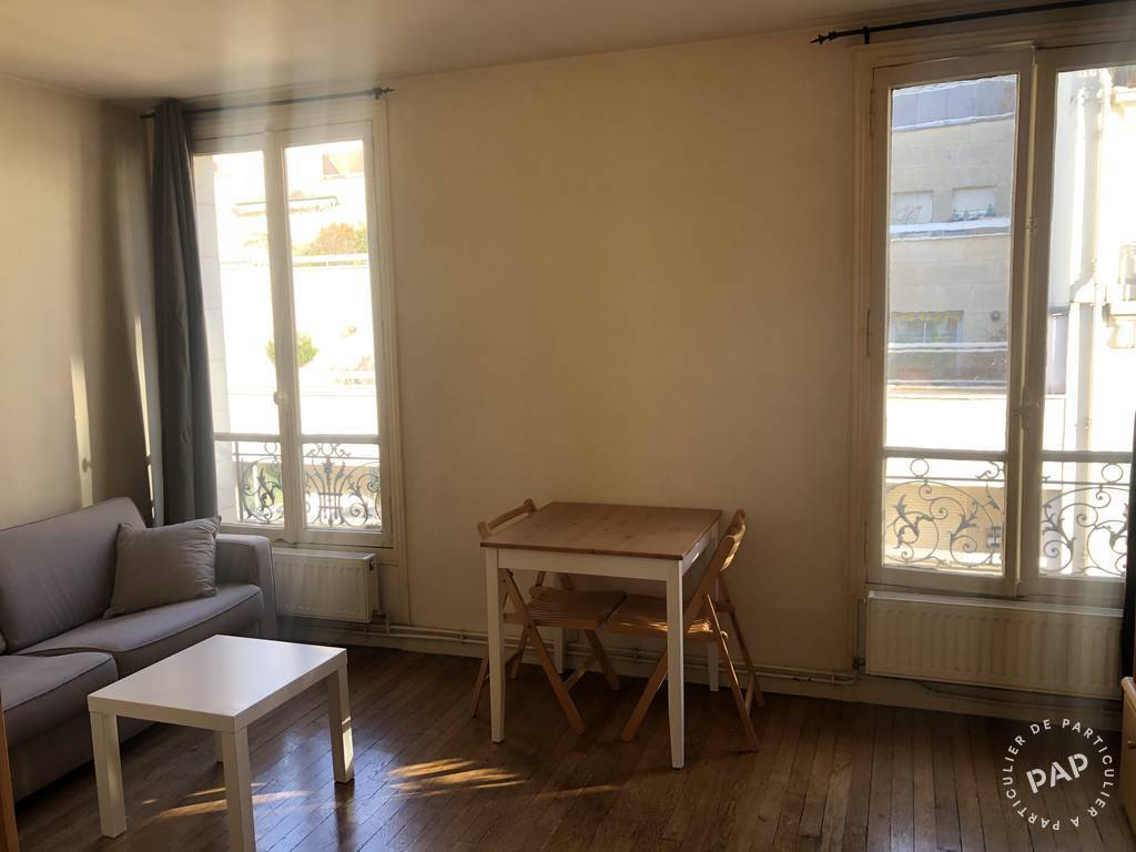 Location Appartement Levallois-Perret (92300) 30 m²