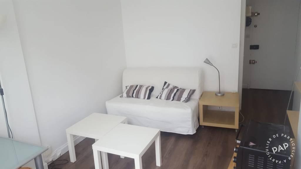 Location meublée studio 19 m² Boulogne-Billancourt (92100) - 19 m² ...