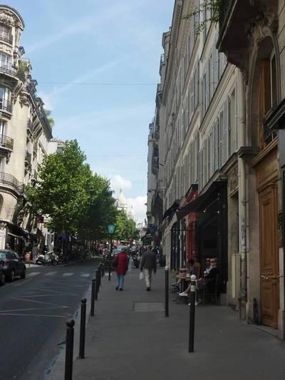 Location meubl�e appartement 2pi�ces 35m� Paris 9E - 1.350€