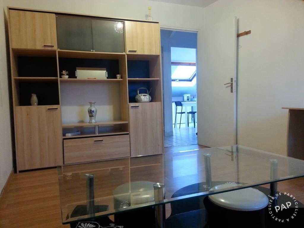 Location Appartement Fontenay-Le-Fleury (78330) 27m² 680€