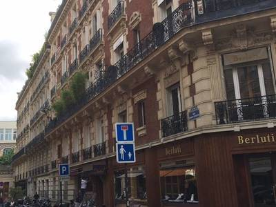 Location meubl�e appartement 3pi�ces 76m� Paris 8E - 2.700€