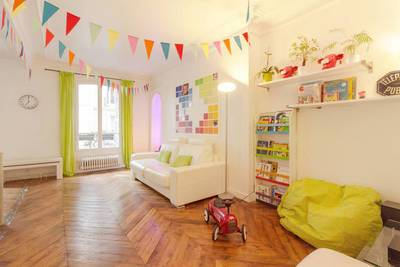 Location meubl�e appartement 4pi�ces 70m� Paris 8E - 2.200€