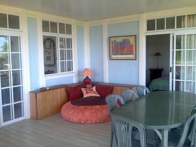 Location meubl�e maison 175m� Mahina (Polynesie Francaise) - 1.500€