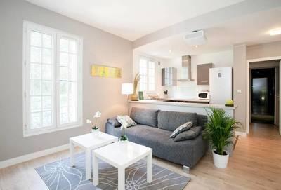 Location meublée appartement 2pièces 42m² Montrouge (92120) - 1.430€