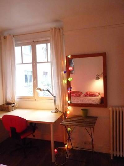 Location meubl�e studio 18m� Paris 14E - 730€