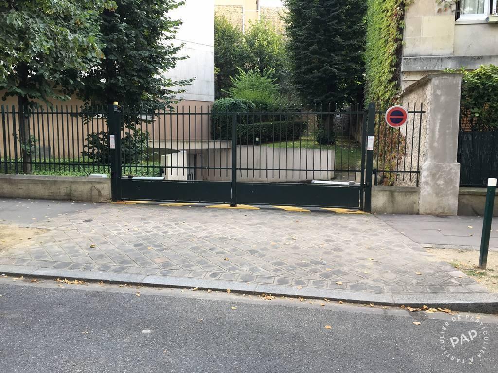 Location garage parking neuilly sur seine 92200 120 for Garage ad vigneux sur seine