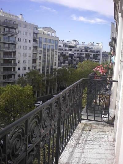 Location meublée appartement 2pièces 42m² Paris 16E - 1.375€