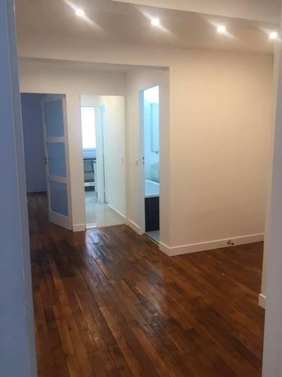 Location appartement 3pi�ces 70m� Paris 17E - 2.130€
