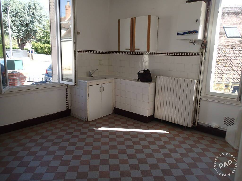 Maison Chatres-Sur-Cher (41320) 45.000€