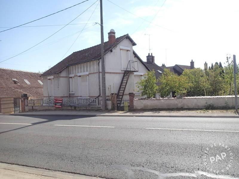 Maison 45.000€ 80m² Chatres-Sur-Cher (41320)