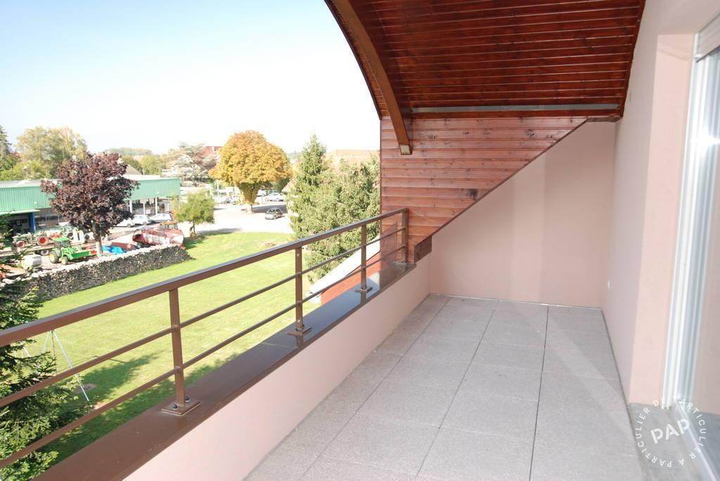 Appartement 1.690€ 93m² Douvaine (74140)