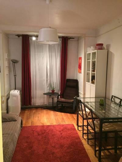 Location meubl�e appartement 2pi�ces 40m� Boulogne-Billancourt (92100) - 1.500€
