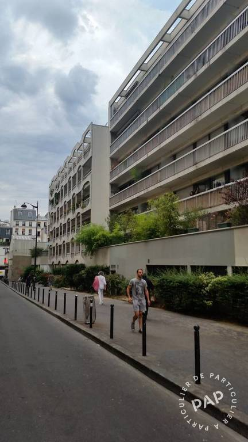 Location Paris 11E 35m²