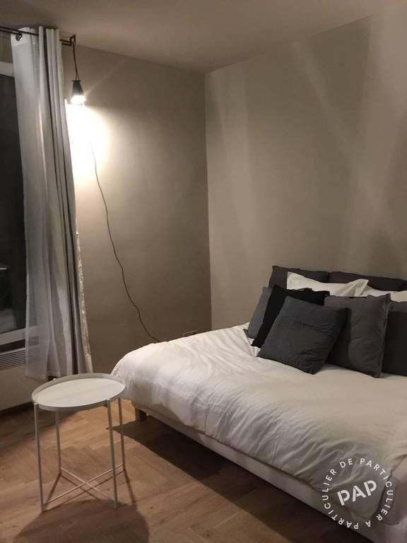 Immobilier Paris 10E 820€ 19m²