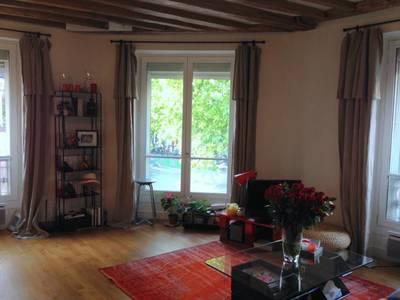 Location meubl�e appartement 3pi�ces 59m� Paris 1Er - 2.100€