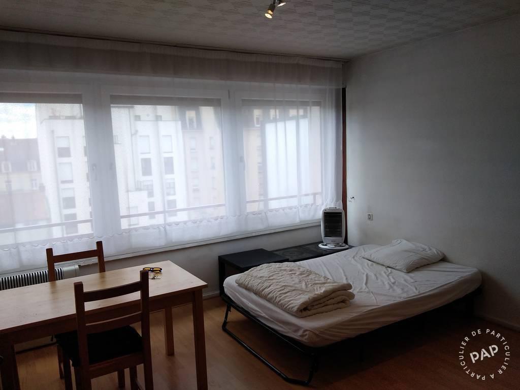 Location Appartement Metz (57) 26m² 399€