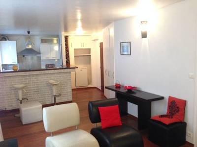 Location meubl�e appartement 2pi�ces 50m� Paris 5E - 1.580€