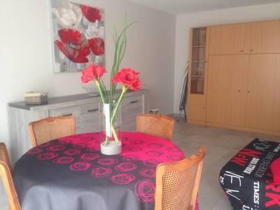 Location meubl�e studio 32m� Aix-Les-Bains (73100) - 580€