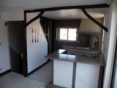 Location appartement 4pièces 80m² Saint-Amand-Les-Eaux (59230) Douchy-les-Mines